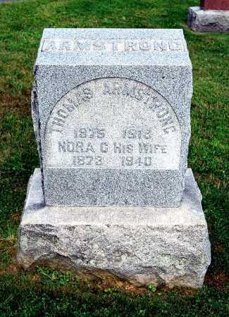 ARMSTRONG, THOMAS M. - Juniata County, Pennsylvania | THOMAS M. ARMSTRONG - Pennsylvania Gravestone Photos