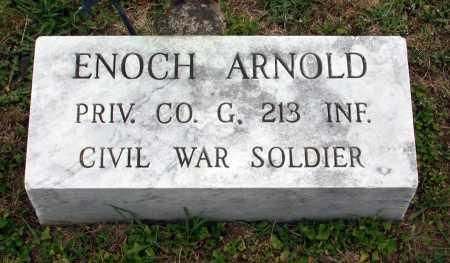 ARNOLD, ENOCH - Juniata County, Pennsylvania | ENOCH ARNOLD - Pennsylvania Gravestone Photos