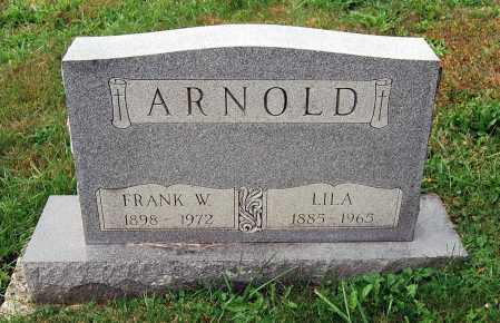ARNOLD, FRANK W. - Juniata County, Pennsylvania | FRANK W. ARNOLD - Pennsylvania Gravestone Photos