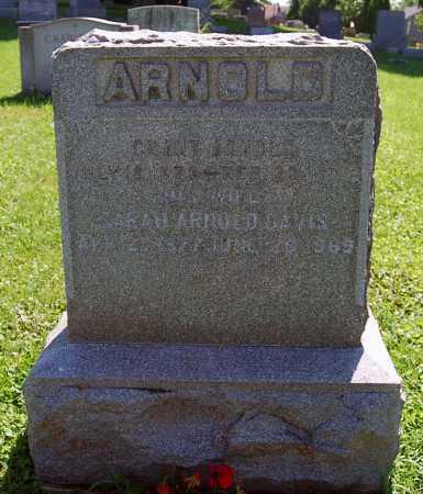 ARNOLD, SARAH - Juniata County, Pennsylvania | SARAH ARNOLD - Pennsylvania Gravestone Photos
