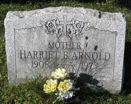 ARNOLD, HARRIET B. - Juniata County, Pennsylvania | HARRIET B. ARNOLD - Pennsylvania Gravestone Photos
