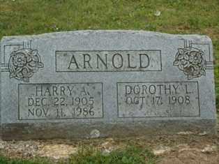 ARNOLD, HARRY A - Juniata County, Pennsylvania   HARRY A ARNOLD - Pennsylvania Gravestone Photos