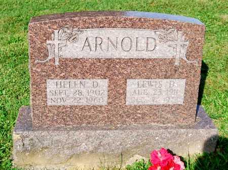 ARNOLD, HELEN D. - Juniata County, Pennsylvania | HELEN D. ARNOLD - Pennsylvania Gravestone Photos