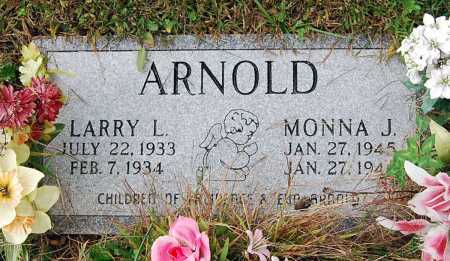ARNOLD, LARRY L. - Juniata County, Pennsylvania | LARRY L. ARNOLD - Pennsylvania Gravestone Photos