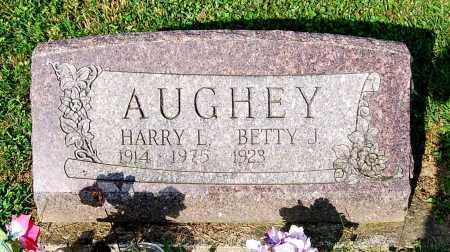 AUGHEY, BETTY J. - Juniata County, Pennsylvania | BETTY J. AUGHEY - Pennsylvania Gravestone Photos