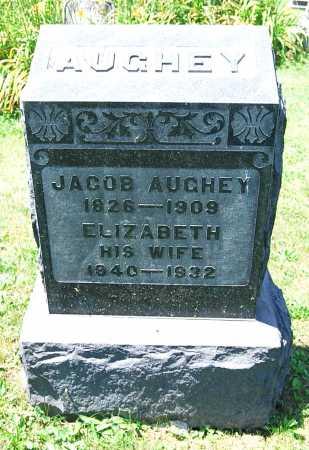 AUGHEY, ELIZABETH - Juniata County, Pennsylvania | ELIZABETH AUGHEY - Pennsylvania Gravestone Photos