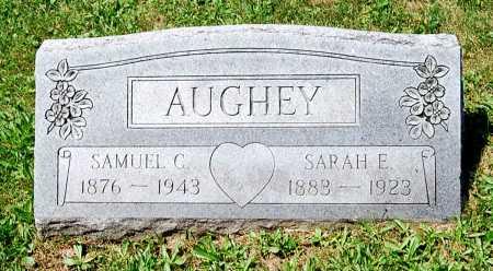 AUGHEY, SARAH E. - Juniata County, Pennsylvania | SARAH E. AUGHEY - Pennsylvania Gravestone Photos