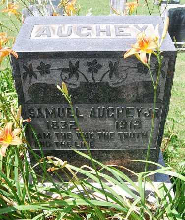 AUGHEY, SAMUEL A. - Juniata County, Pennsylvania | SAMUEL A. AUGHEY - Pennsylvania Gravestone Photos