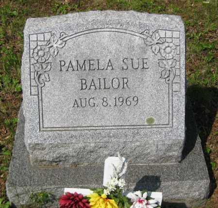 BAILOR, PAMELA SUE - Juniata County, Pennsylvania | PAMELA SUE BAILOR - Pennsylvania Gravestone Photos