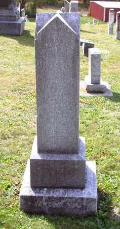 BALDWIN, OLIE M. - Juniata County, Pennsylvania | OLIE M. BALDWIN - Pennsylvania Gravestone Photos