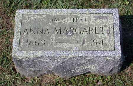 BALSBACH, ANNA MARGARETT - Juniata County, Pennsylvania | ANNA MARGARETT BALSBACH - Pennsylvania Gravestone Photos