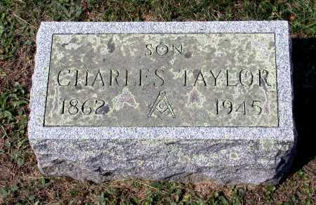BALSBACH, CHARLES TAYLOR - Juniata County, Pennsylvania | CHARLES TAYLOR BALSBACH - Pennsylvania Gravestone Photos