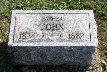 BALSBACH, JOHN - Juniata County, Pennsylvania   JOHN BALSBACH - Pennsylvania Gravestone Photos