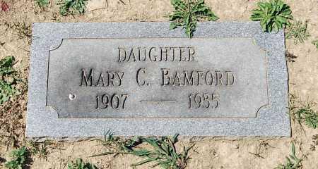 CAMPBELL BAMFORD, MARY - Juniata County, Pennsylvania   MARY CAMPBELL BAMFORD - Pennsylvania Gravestone Photos