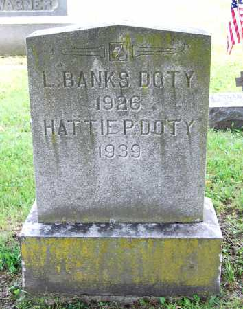 BANKS, LATIMER BANKS - Juniata County, Pennsylvania | LATIMER BANKS BANKS - Pennsylvania Gravestone Photos