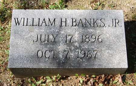 BANKS, WILLIAM HAMLIN - Juniata County, Pennsylvania | WILLIAM HAMLIN BANKS - Pennsylvania Gravestone Photos