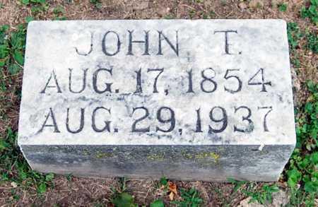 BAREFOOT, JOHN T. - Juniata County, Pennsylvania | JOHN T. BAREFOOT - Pennsylvania Gravestone Photos