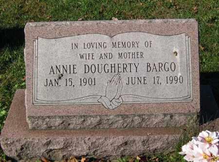BARGO, ANNIE C. - Juniata County, Pennsylvania   ANNIE C. BARGO - Pennsylvania Gravestone Photos