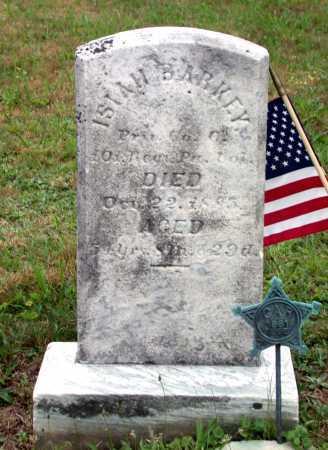 BARKEY, ISIAH - Juniata County, Pennsylvania | ISIAH BARKEY - Pennsylvania Gravestone Photos