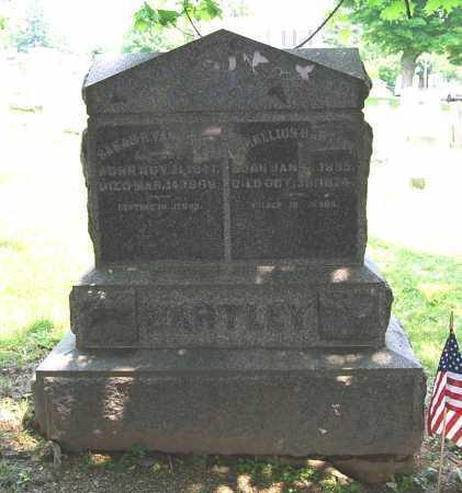 BARTLEY, CORNELIUS - Juniata County, Pennsylvania | CORNELIUS BARTLEY - Pennsylvania Gravestone Photos
