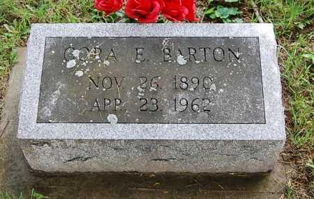 BARTON, CORA E. - Juniata County, Pennsylvania | CORA E. BARTON - Pennsylvania Gravestone Photos