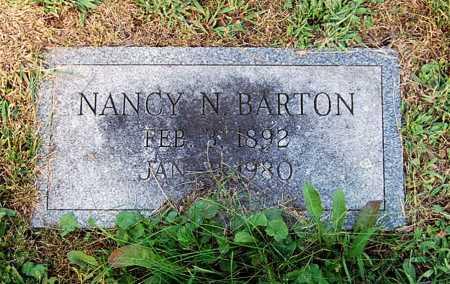 "BARTON, NANCY ""NANNIE"" JANE - Juniata County, Pennsylvania | NANCY ""NANNIE"" JANE BARTON - Pennsylvania Gravestone Photos"