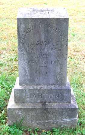 "BARTON, NANCY JANE ""ELIZABETH"" - Juniata County, Pennsylvania | NANCY JANE ""ELIZABETH"" BARTON - Pennsylvania Gravestone Photos"