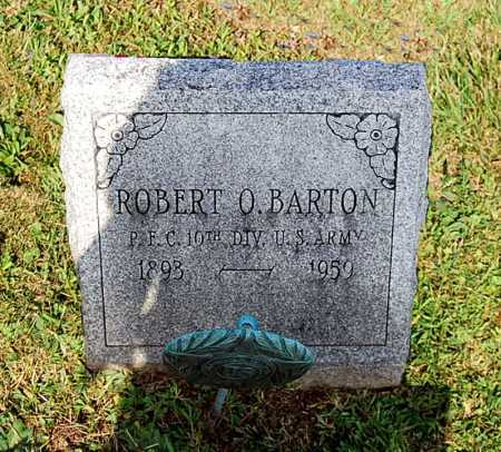 BARTON, ROBERT OLIVER - Juniata County, Pennsylvania | ROBERT OLIVER BARTON - Pennsylvania Gravestone Photos