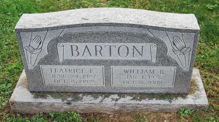 BARTON, LEATRICE E. - Juniata County, Pennsylvania | LEATRICE E. BARTON - Pennsylvania Gravestone Photos