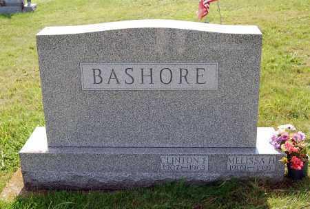 BASHORE, MELISSA - Juniata County, Pennsylvania | MELISSA BASHORE - Pennsylvania Gravestone Photos