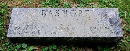 BASHORE, SARAH C. - Juniata County, Pennsylvania   SARAH C. BASHORE - Pennsylvania Gravestone Photos