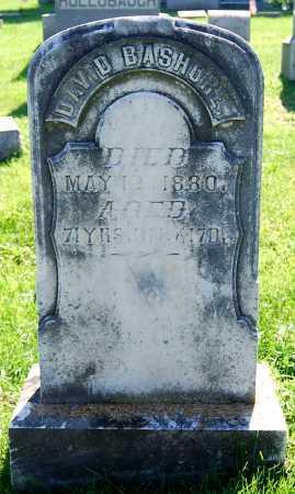 BASHORE, DAVID - Juniata County, Pennsylvania | DAVID BASHORE - Pennsylvania Gravestone Photos