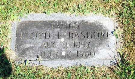 BASHORE, FLOYD EARL - Juniata County, Pennsylvania   FLOYD EARL BASHORE - Pennsylvania Gravestone Photos