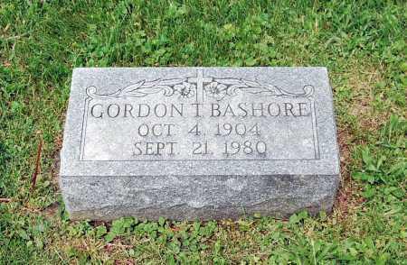 "BASHORE, GORDON T. ""SAP"" - Juniata County, Pennsylvania | GORDON T. ""SAP"" BASHORE - Pennsylvania Gravestone Photos"