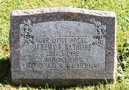 BASHORE, JEREMY R. - Juniata County, Pennsylvania | JEREMY R. BASHORE - Pennsylvania Gravestone Photos