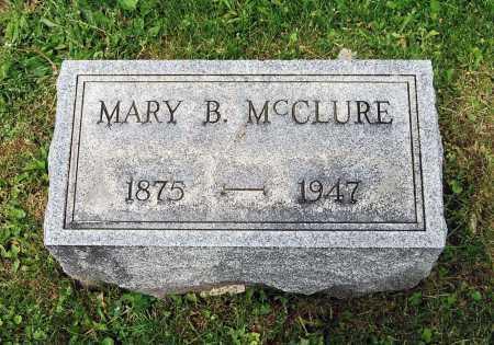 MCCLURE, MARY ZIGLER - Juniata County, Pennsylvania | MARY ZIGLER MCCLURE - Pennsylvania Gravestone Photos