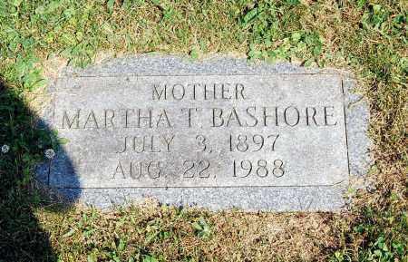 BASHORE, MARTHA JANE - Juniata County, Pennsylvania | MARTHA JANE BASHORE - Pennsylvania Gravestone Photos
