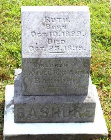 BASHORE, RUTH - Juniata County, Pennsylvania | RUTH BASHORE - Pennsylvania Gravestone Photos