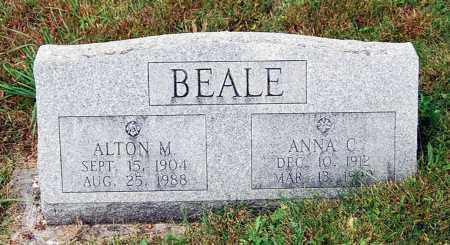 BEALE, ANNA KYLE - Juniata County, Pennsylvania | ANNA KYLE BEALE - Pennsylvania Gravestone Photos