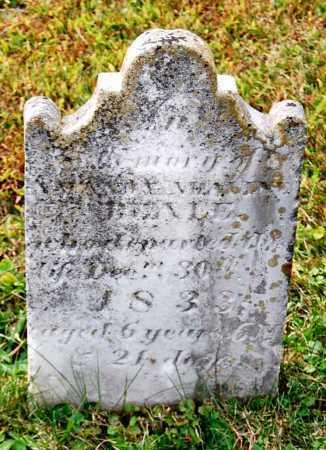 BEALE, ADALINE AMANDA - Juniata County, Pennsylvania | ADALINE AMANDA BEALE - Pennsylvania Gravestone Photos