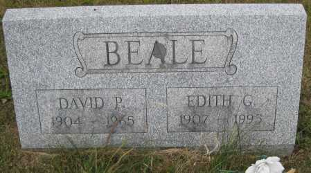 BEALE, EDITH G. - Juniata County, Pennsylvania | EDITH G. BEALE - Pennsylvania Gravestone Photos