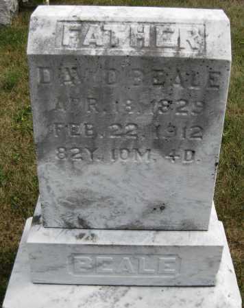 BEALE, DAVID - Juniata County, Pennsylvania | DAVID BEALE - Pennsylvania Gravestone Photos