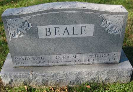 "BEALE, DAVID MCCONNELL ""KING"" - Juniata County, Pennsylvania 