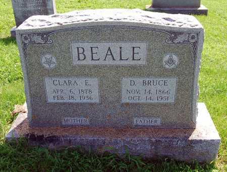BEALE, DAVID BRUCE - Juniata County, Pennsylvania | DAVID BRUCE BEALE - Pennsylvania Gravestone Photos