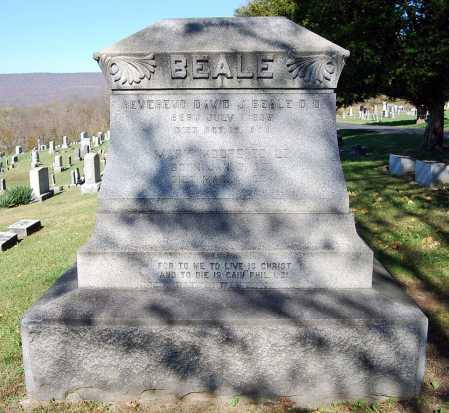 BEALE, MARY - Juniata County, Pennsylvania   MARY BEALE - Pennsylvania Gravestone Photos