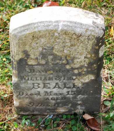 BEALE, ELLA - Juniata County, Pennsylvania | ELLA BEALE - Pennsylvania Gravestone Photos
