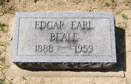 BEALE, EDGAR EARL - Juniata County, Pennsylvania   EDGAR EARL BEALE - Pennsylvania Gravestone Photos