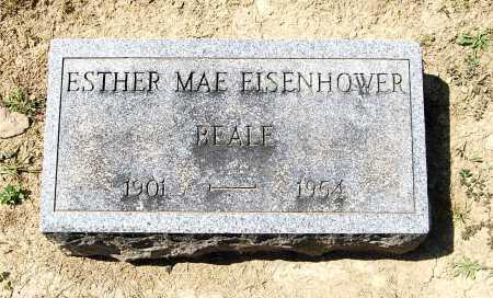 BEALE, ESTHER MAE - Juniata County, Pennsylvania | ESTHER MAE BEALE - Pennsylvania Gravestone Photos