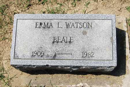 BEALE, ERMA L. - Juniata County, Pennsylvania | ERMA L. BEALE - Pennsylvania Gravestone Photos
