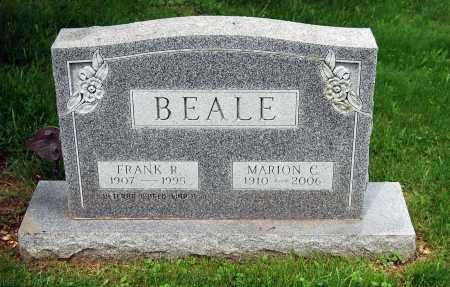 "BEALE, MARION ""MAME"" BLANCHE - Juniata County, Pennsylvania | MARION ""MAME"" BLANCHE BEALE - Pennsylvania Gravestone Photos"